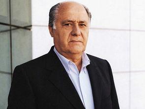 著名高街服装品牌ZARA创始人阿曼西奥·奥尔特加-Zara创始人奥尔特...