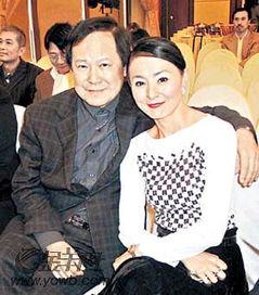 李赛凤与罗启仁(资料图片)-罗启仁新书曝前妻李赛凤与宗天意已分手