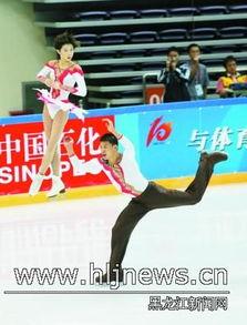 ...抛四周 创世界纪录 张丹 张昊获十运会双人滑冠军
