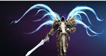...所曝出的《远古传说》暗黑天使BOSS,图片是这样的:-神魔一念间 ...