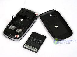 HTC Touch 3G的电池盖和电池-S1质变之作 高性价比HTC Touch 3G评测
