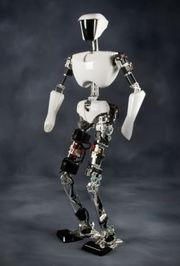 ...完成一些简单的任务.这种基于人体工学设计出的机器人,简称...