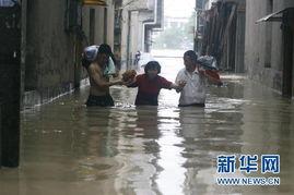 湖北咸宁特大暴雨死亡人数上升至23人