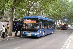 如今的101路新电车.(资料照片)-城 事 13 济南公交车60年 变形记