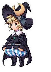 最终幻想3 黑魔法师-戏说 最终幻想14 各职业来源和角色原型