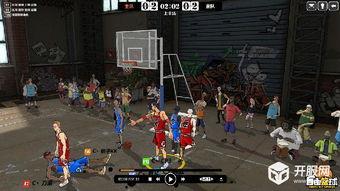 自由篮球 街头争霸赛将开启 打响两周年狂欢