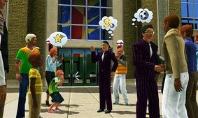 模拟人生3 游戏职业新图