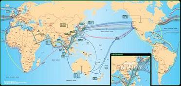 海底光缆断裂催生新一轮光缆投资浪潮