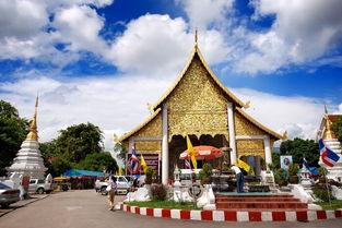 春节重庆到泰国清迈旅游攻略 清迈 清莱双飞六日游
