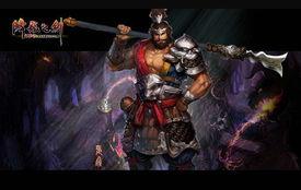 次世代神话网游 降龙之剑 8月3日封测