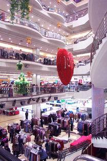 齐齐哈尔旅游 百花红楼购物广场