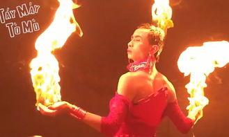 ...绳命玩火 越南科学爱好者打造最强DOTA2火女COS
