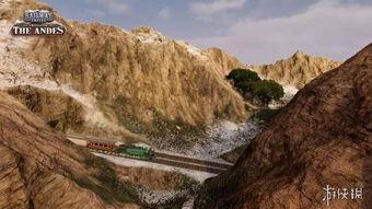 铁路帝国 DLC 穿越安第斯山脉 上线 34个新城市
