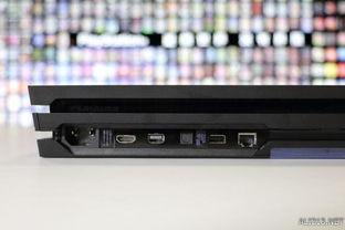 PS4 HDMI接显示器或投影,如何输出声音音频