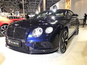 ...悉,2017款宾利欧陆GT现车到店,顶级豪车颜值爆表.新款欧陆GT...