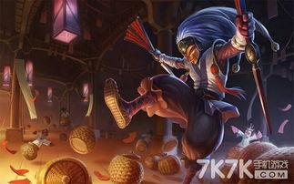 暮月之刃-适应英雄   战争之王 潘森   在新版中随着新AD神装德拉克萨的暮刃出现...