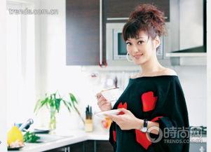 ...广美 模特变身凤凰卫视主持,因为男友诈骗再度被大陆观众接受-最...