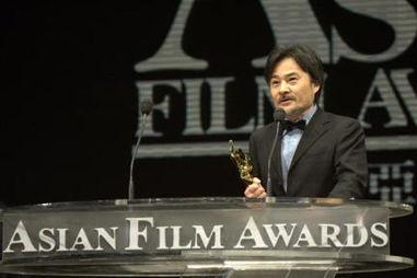 亚洲电影大奖 最佳影片手到擒来
