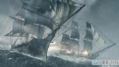 ...打造刺客信条4黑旗 塑造全新海盗形象