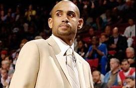 尔所经历的荣耀巅峰和坎坷之路均在其中.NBA球员相貌无责任联想...