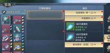 魔道天穹-斗破苍穹手游石族魔核选择 帽子选物理攻击力