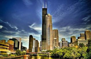 世界上著名钢结构建筑物有哪些