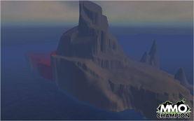 诡卡-德拉诺之 王新地图阿兰 卡峰 诡异的地精小