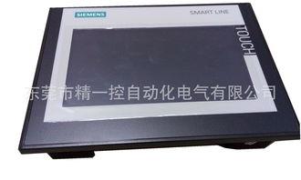 西门子新屏samrt700IE V3 6AV6648 0CC11 3AX0
