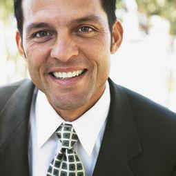 自信笑容的商务男性图片素材 图片ID 85164 商务人士 人物图片