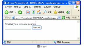 基准标签库 JSTL 李晖晖的个人总结 第十三次课
