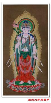 4、大势至菩萨.又称得大势菩萨或大精进菩萨,简称为势至.据《...