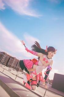 Mio十一《守望先锋》魔法少女D.VaCOSPLAY欣赏-cosplay图库 老祖...