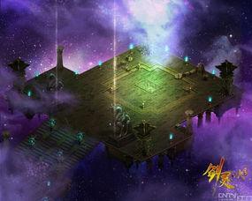 幻空诀-剑灵 诀 天空之城之 暗夜 副本曝光