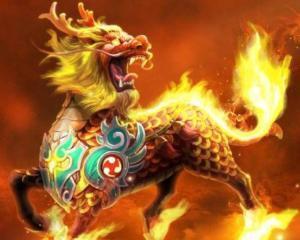 重生之千万年后 中国十大神兽第四 麒麟