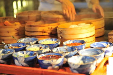 印度风情美食节 相聚一堂乐融融