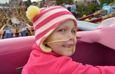 英国8岁女童奇迹战胜脑癌 为世界首例痊愈患者