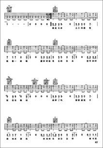 民谣吉他初级入门教程 附1CD