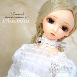 不是最全,但是最美,SD娃娃