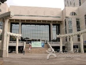 徐汇区图书馆 大门口图片