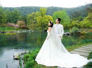 怎么拍好外景婚纱照