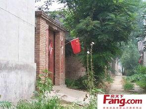2018农村庭院大门图片集 房天下装修效果图