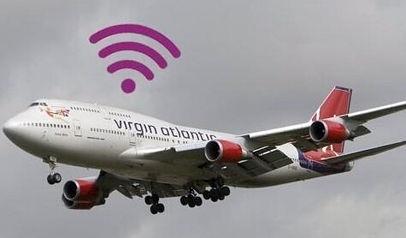 WIFI航班纷纷亮相 飞机上网仍不能用手机