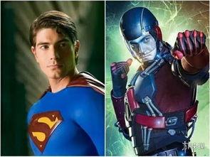 ...C作品的演员 超人也是原子侠