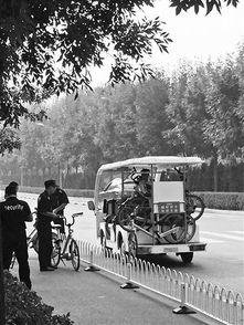 北京网约自行车遭遇尴尬 常因各类违停被收走