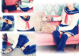 伪娘水手服品牌推出女面向女孩子的水手服