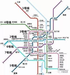 长春地铁5 6 7号线或明年开工 2号线有新消息