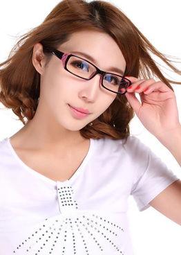 内射的优点-近视眼镜 眼镜框 眼镜架 平光镜
