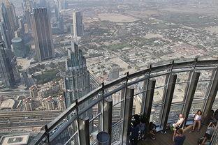 迪拜必玩 迪拜哈利法塔124层 148层电子门票 黄昏时刻特惠 急速预定