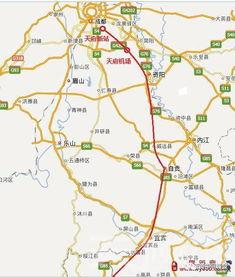 好消息 蓉昆高铁要来了 将在资中过境,这几个镇有望设站