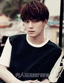 男生刘海发型图片 看韩国型男如何玩转刘海